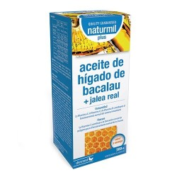 Dietmed aceite bacalao con jalea real plus 500ml